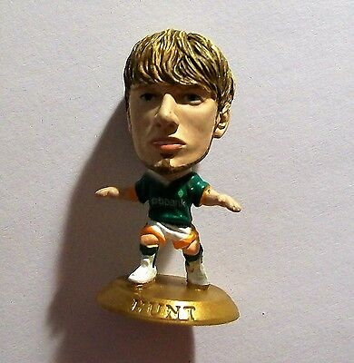 Microstars WERDER BREMEN (HOME) HUNT Germany S4 GOLD BASE MC10666