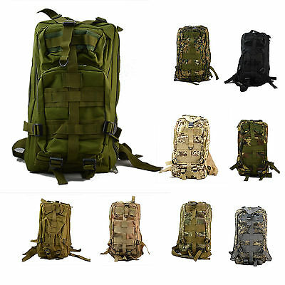 Sac A Dos Militaire 30L Armee Randonnee Remarquable Operation Trekking 9 Couleur