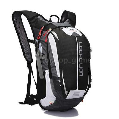 18L Water-resistant Breathable Bike Shoulder Backpack Hydration Water Bag G0Z2