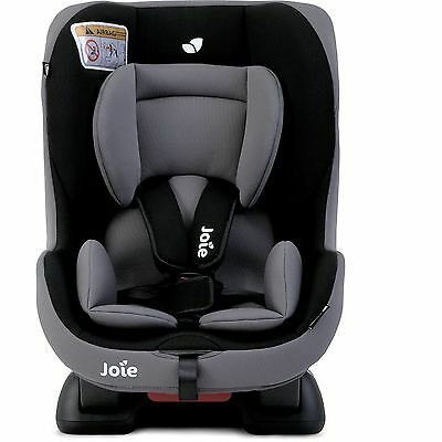 New Joie Tilt Group 0+/1 Car Seat Two Tone Black Birth To 4 Years 0 - 18Kg
