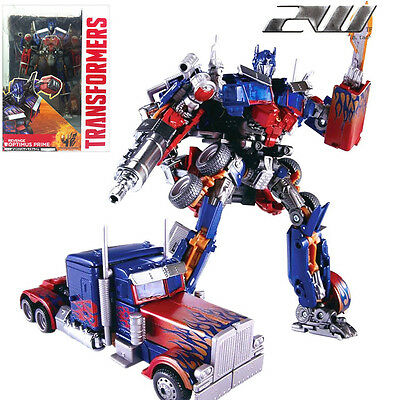 Transformers 4 AD12 Voyager Revenge Optimus Prime Toy Action Figure New In Box