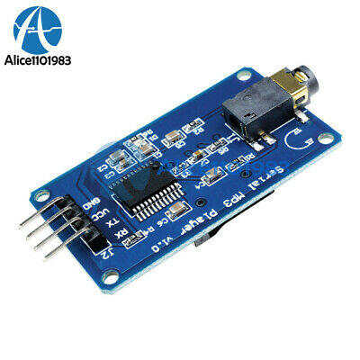 YX5300 UART Control Serial MP3 Music Player Module For Arduino/AVR/ARM/PIC