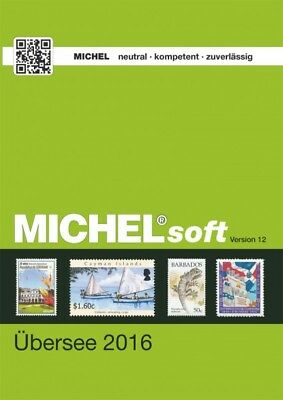 MICHELsoft Briefmarken Übersee 2016 – Version 12