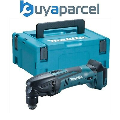 Makita DTM50Z 18v LXT Lithium Cordless MultiTool Multi Tool + Makpac Case DTM50