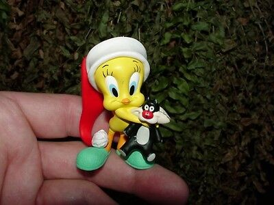 2013 A PUDDY FOR TWEETY - Hallmark Christmas ornament - Tweety Bird Looney Tunes