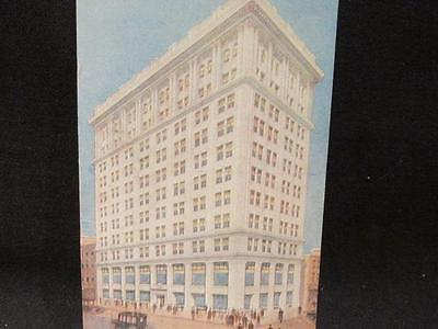 Excelsior Life Insurance Co Toronto Head Office Building 1917 Postcard War Bonds