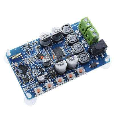 TDA7492P 50W+50W CSR8635 Bluetooth 4.0 Audio Receiver Digital Amplifier Board