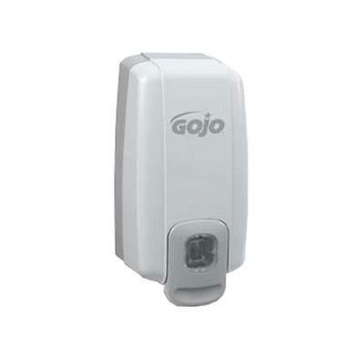 Gojo NxT Space Saver Lotion Soap Dispenser, wall mounted