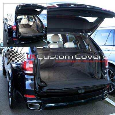 Bmw X5 Tailored Boot Liner Mat Dog Guard Year 2013 Onwards 176