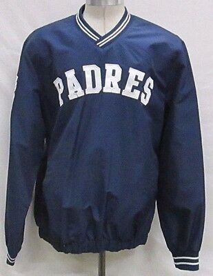 San Diego Padres Men XL, 2XL Flawed Pullover Lightweight Jacket MLB