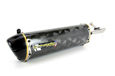 Two Brothers V.A.L.E. Full Exhaust System - M-2 Carbon Fiber  005-2450107V