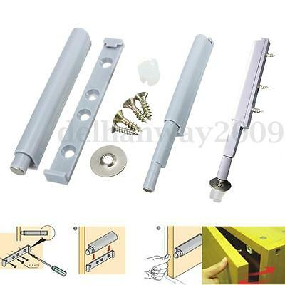 4/10x Push to Open System Damper Buffer Catch Latch Door Drawer Cabinet Magnetic
