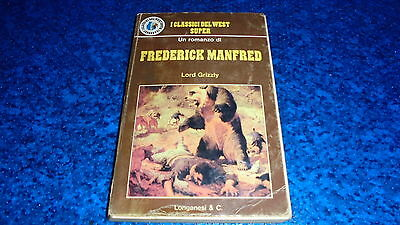 Lord Grizzly by Frederick Manfred (1964, Paperback) SIGNET BOOK Vintage