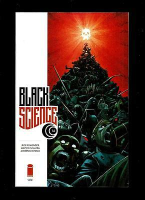 Black Science Us Image Comic Vol.1 # 14/'15