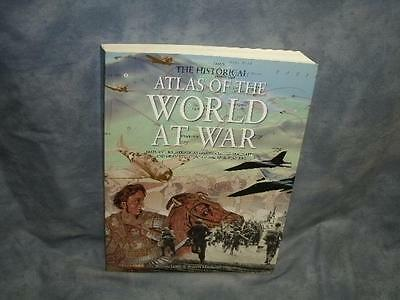 The Historical Atlas of the World at War by Lewis and Matthews (2011, Paperback)