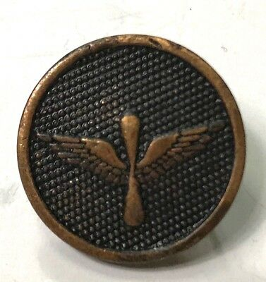 Wwi Us Tunic Jacket Air Service Air Corp Collar Disc