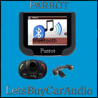 REFURBISHED PARROT MKi9200 BLUETOOTH HANDSFREE CAR KIT, USB, SD, IPOD, IPHONE