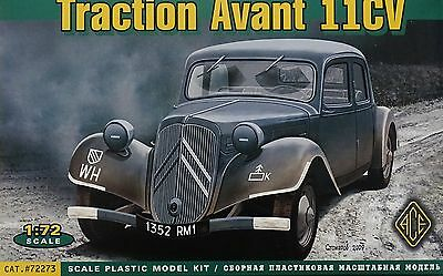 ACE #72273 Traction Avant 11CV in 1:72
