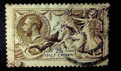 Great Britain Scott #173 Used... Value At $190.00