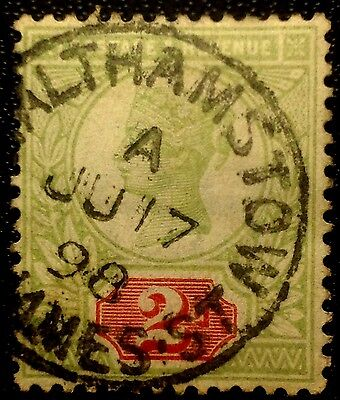 Great Britain Scott # 113-A Used Stamp