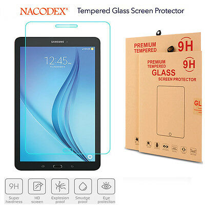 Nacodex Tempered Glass Screen Protector For Samsung Galaxy Tab E 8.0 inch T377
