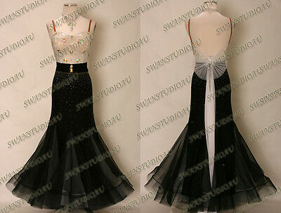 Ballroom .standard. Smooth Dance Competition Dress Size S M L Wb2113