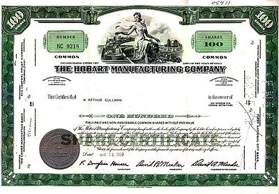 Broker Owned Stock Certificate: Goldman Sachs &Co, payee; Grand Union Co, issuer