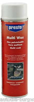 Presto  Multi Wax 500 ml transparent