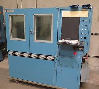 Screening Systems Temperature Vibration Thermal Test Chamber Model QRS-410T