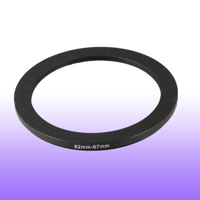 82mm to 67mm Camera Filter Lens 82mm-67mm Step Down Ring Adapter