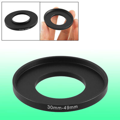 Replacement 30mm-49mm Camera Metal Filter Step Up Ring Adapter