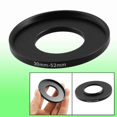 Replacement 30-52mm 30mm to 52mm Camera Step Up Filter Adapter Ring