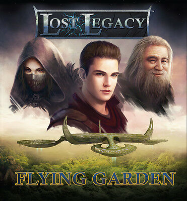 Lost Legacy - Flying Garden - Card Game