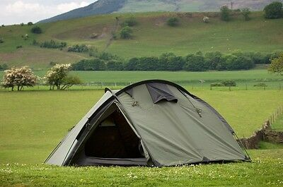 Snugpak 92890 The Bunker Tent Tactical Shelter Olive 3 Person