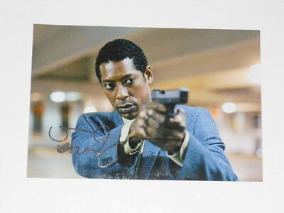 Orlando Jones Actor Comedian Evolution Movie Autographed Signed Index Card Movies Cards & Papers