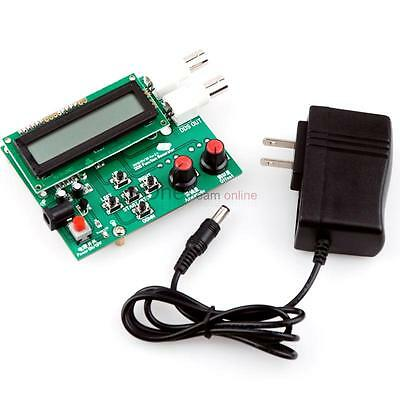 2PCS DDS Function Signal Generator Module Sine Square Sawtooth Triangle Wave LCD