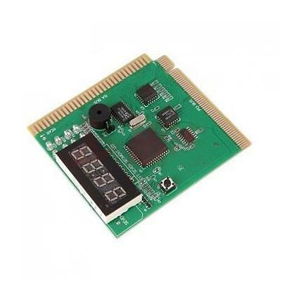LED PCI Smart Motherboard Analyzer Diagnostic Post Card Test for PC Laptop