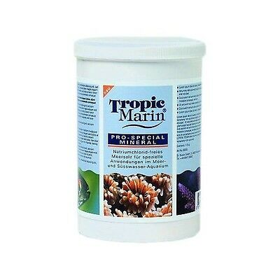 Tropic Marin Pro-Special Mineral - Natriumchlorid-(NaCl)-freies Meersalz