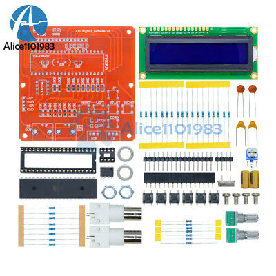 AVR DDS Function DDS Signal Generator Module Kits Sine / Triangle / Square Wave