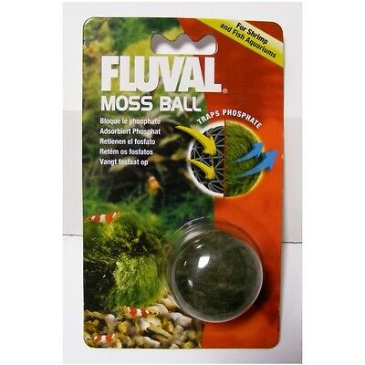Fluval Moos Ball - Mooskugel