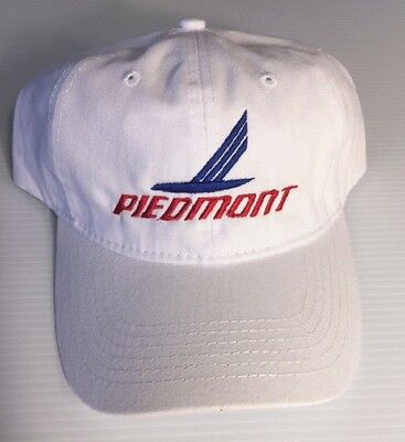 Piedmont Airlines logo  cap FREE SHIPPING