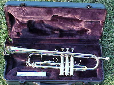 Trumpet- New 2017 Advanced Silver Marching, Concert Or Band Trumpets-B Flat