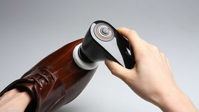 Shoeshineboy Auto Shoe Shiner Polisher Multi Cleaner for Leather Product