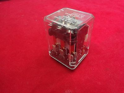KUP14A11-120V POWER RELAY, 3PDT, 120VAC, 10A, PLUG IN Potter & Brumfield