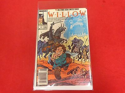 Willow #1 (Aug 1988, Marvel) FN Comic Book