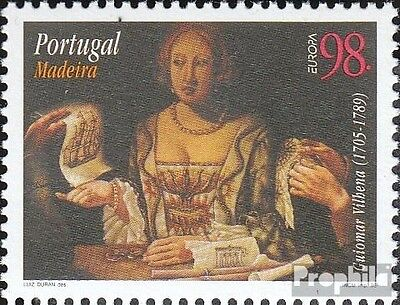 Madeira (Portugal) 182A (complete issue) unmounted mint / never hinged 1996 Famo