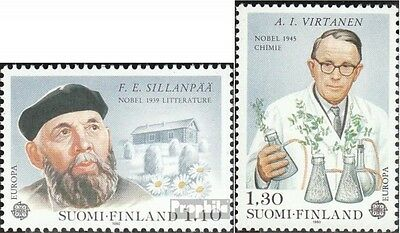 Finland 867-868 (complete issue) unmounted mint / never hinged 1980 Personalitie