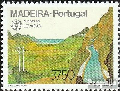 Madeira (Portugal) 84 (complete issue) used 1983 great Works D.