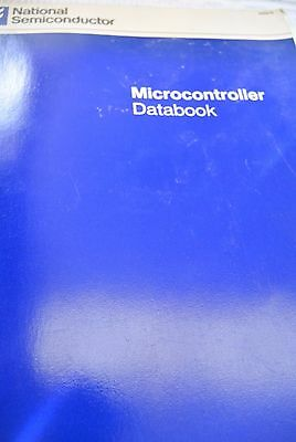 1989 National Semiconductor Micro-controller Databook