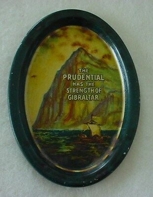 Vintage Prudential Insurance Change Tray-Free Shipping